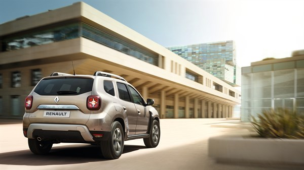 Renault Abu Dhabi - DUSTER offers