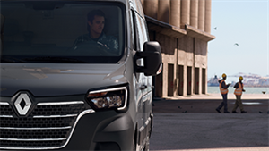 Renault MASTER dynamic lines