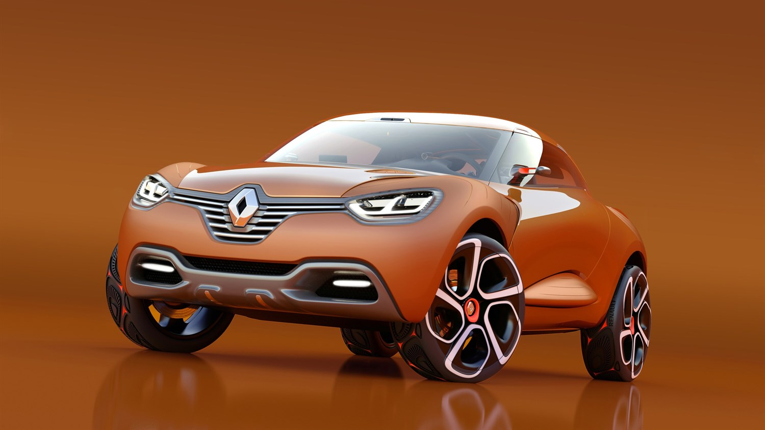 """Renault CAPTUR Concept car"
