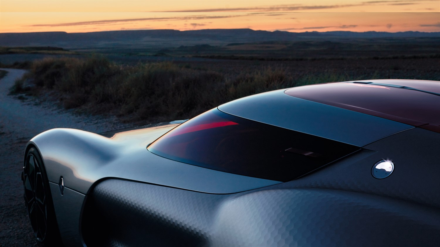 Renault Trezor Concept  - back windshield
