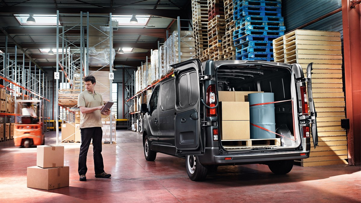 Renault Professionals - Warehouse